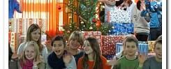 Weihnachtstrucker-Aktion