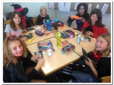 Halloweenparty 5d