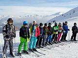 Skilager in der Wildschönau/Tirol