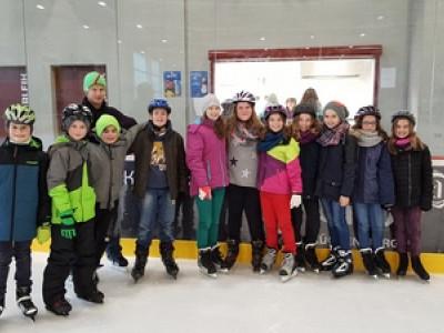SMV-Eislauffahrt