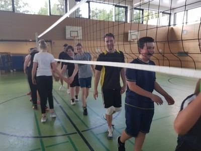 Volleyball in der 3. Generation - Anmeldung zum 3. Volleyballturnier