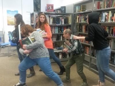 Diebstahl beim BücherClub?