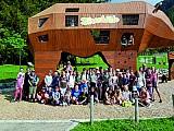 Schullandheim der Klassen 5c und 5d in Immenstadt
