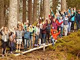 Erlebnisreicher Aufenthalt im Schullandheim St. Franziskus in Balderschwang (5a, 5c und 5d)