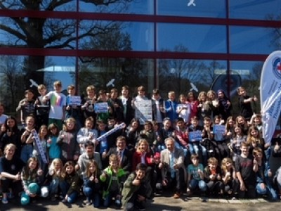 Die Realschule Thannhausen schwimmt!