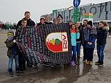 Betriebsausflug der Schülerfirma zum FCA Spiel gegen Hoffenheim