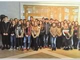 Besuch im Medienzentrum der Augsburger Allgemeinen Zeitung