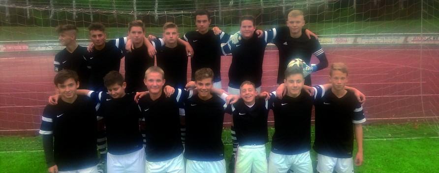 Fußball: Realschule Thannhausen qualifiziert sich für das Kreisfinale