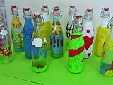 Kreative Werke von den Schülern der GTB