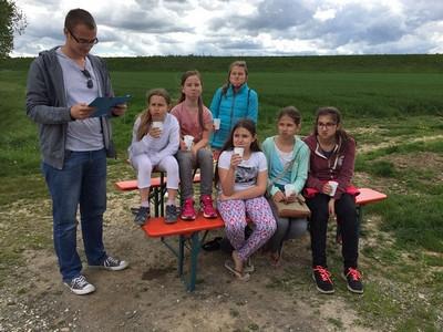Sieg beim Kreiswettbewerb des Jugendrotkreuzes