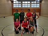 Sensationeller 2. Platz der Lehrer-Volleyballmannschaft