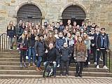 London 2018: 8. und 9. Klassen auf großer Fahrt