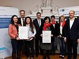 Verleihung des Wilhelm-Hübsch-Preises