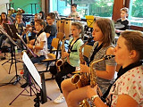 Musik verbindet – Projektwoche der Orchesterklasse 5b