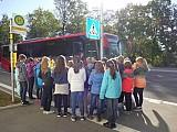 Bussicherheitstraining für die 5. Jahrgangsstufe