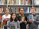 60. Vorlesewettbewerb des Deutschen Buchhandels an der Realschule Thannhausen