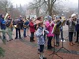 Weihnachtliches Singen und Musizieren in den Seniorenheimen
