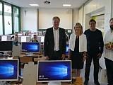 Digitalisierung an der Christoph-von-Schmid-Schule