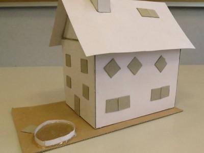 Bau dein Traumhaus!
