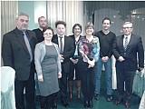 Besuch der Partnerschule in Mielec
