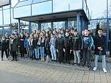 Betriebserkundung der Klassen 8b und 8e bei der Wanzl Metallwarenfabrik