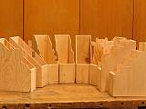 Eine Zeitschriftenbox aus Holz