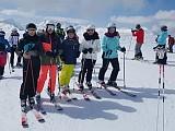 Wintersportwoche der Klassen 7b und 7d
