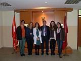 Besuch der Partnerschule in der Türkei
